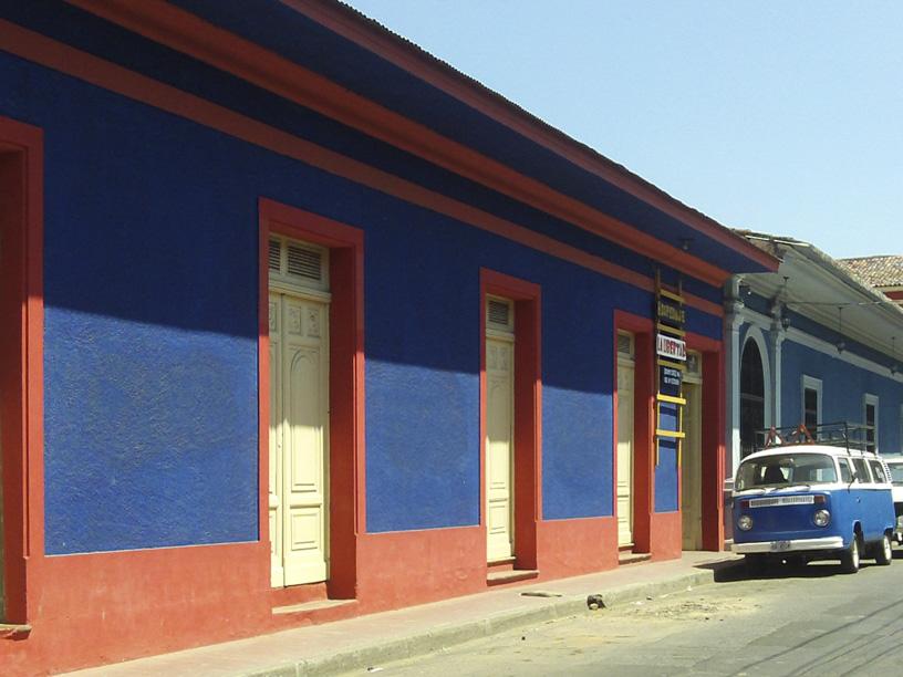 Casa en Granada, Nicaragua