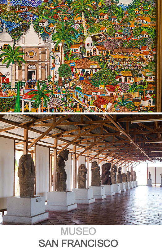 obras_museo_san_francisco_granada_nicaragua