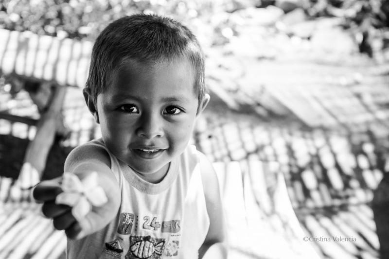 Y seguirá reganlando sonrisas y florecitas a los visitantes a las isletas de Granada, Nicaragua.